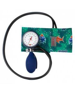 Blutdruckmessgerät BOSO/ratiomed Doppelschlauch m. für Kinder, 10x34cm (Umfang 14-21cm)
