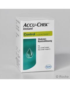 Accu-Chek Instant Kontroll-Lösung 2,5 ml
